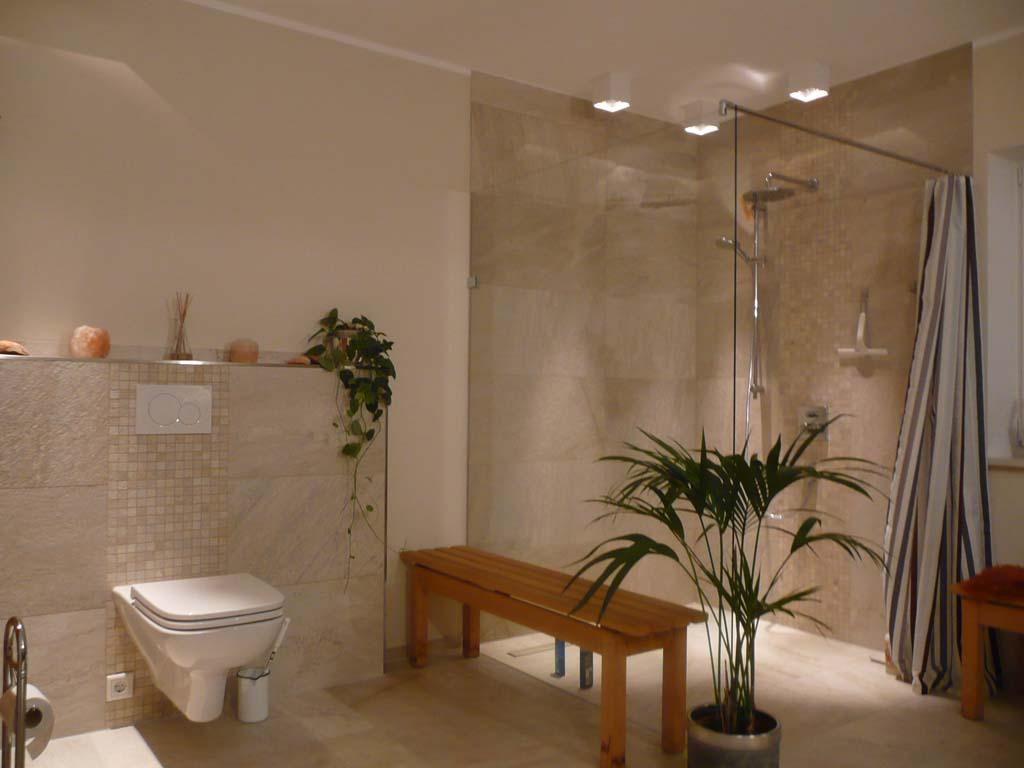 Ebenerdige Dusche Holzfu?boden : Neubau eines Einfamilienhauses, behindertengerecht, 26160 Petersfehn