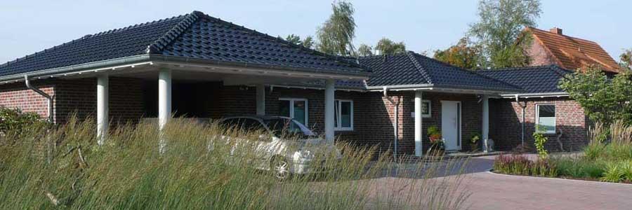 Einfamilienhaus im landhaus stil in beningafehn for Architekt einfamilienhaus